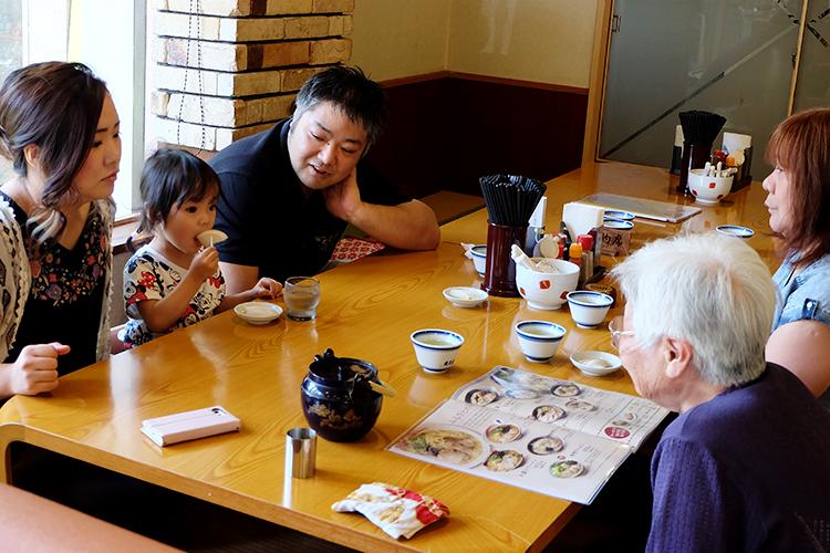 三世代家族で楽しめる