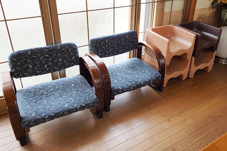 補助いす・子供用椅子