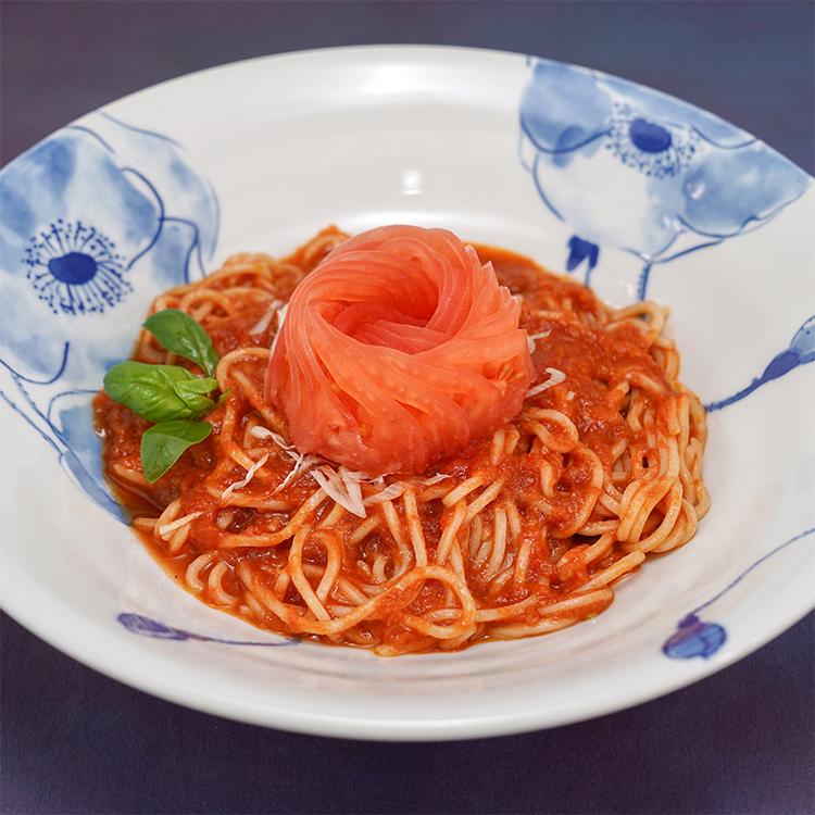 冷製トマトラーメン(1人分)